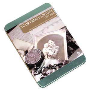 Family History Gift Tin