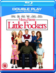 Little Fockers (Bevat Blu-Ray en DVD Copy)