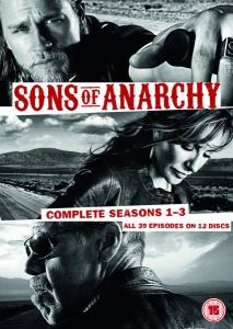 Sons of Anarchy - Seizoen 1-3