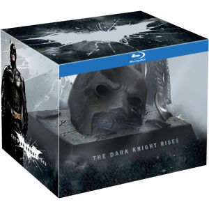 The Dark Knight Rises Bat Cowl - Limited Edition Premium Pack