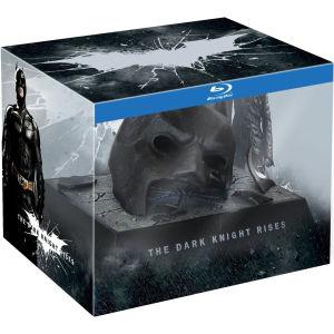 The Dark Knight Rises Bat Cowl - Limited Edition Premium Pack