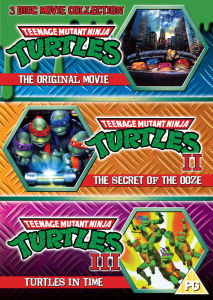 Teenage Mutant Ninja Turtles - The Movie Collection