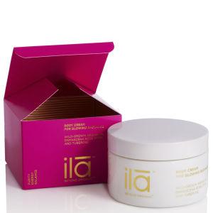 ila-spa Body Cream for Glowing Radiance 200g
