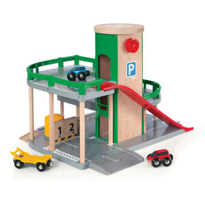 Brio Parking Garage from I Want One Of Those