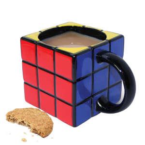 Rubik's Cube Style Mug