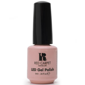 Verniz de gel LED Simply Adorable da Red Carpet Manicure