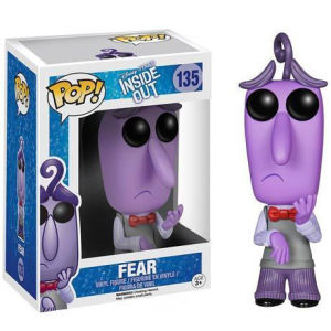 Disney Inside Out Fear Funko Pop! Figuur