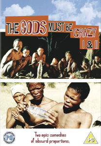 The Gods Must Be Crazy 1 and 2