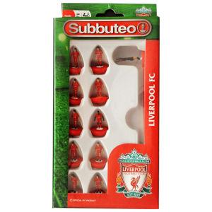 Subbuteo Liverpool Team Set