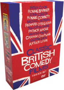 Classic British Comedy Films