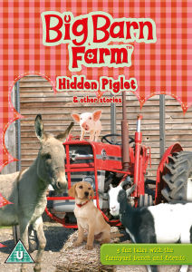 Big Barn Farm: Hidden Piglet and Other Stories