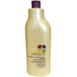 Pureology Perfect 4 Platinum Conditioner (1000ml) avec pompe