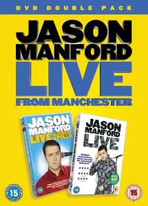 Jason Manford: Live from Manchester (Double Pack)