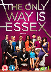 The Only Way Is Essex - Seizoen 3