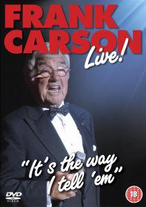 Frank Carson - Live