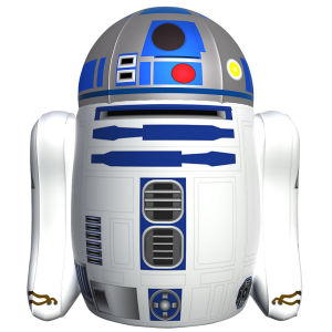 Bladez Inflatable Star Wars R2-D2 Radio Control Pump and Play