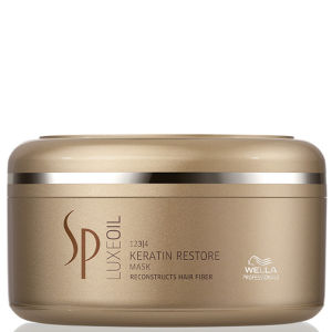 Wella Professionals Care SP Luxeoil Keratin Restore Mask 150ml