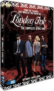 London Ink - Seizoen 1 - Compleet