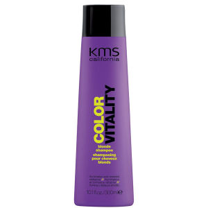 Shampoing brillance cheveux blonds KMS California Color Vitality Blonde