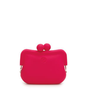 Candy Store Women's Silicone Coin Purse - Red