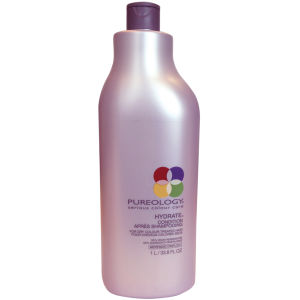 Pureology Pure Hydrate Conditioner(1000ml)with Pump