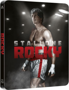Rocky (Remastered) - Limited Edition Steelbook (UK EDITION)