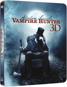 Abraham Lincoln, chasseur de vampires 3D