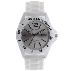 Breo Arica Unisex Watch - White