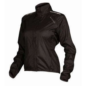 Endura Women's Pakajak Jacket - Black