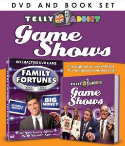 Telly Addict: Game Shows (Bevat Book)