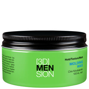 Schwarzkopf [3D] Mension Molding Wax 100ml