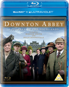 Downton Abbey: A Journey to the Highlands (Bevat UltraViolet Copy)