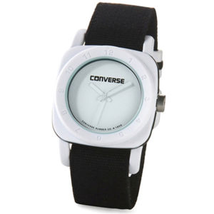 Converse Unisex Watch 1908 Collection – Black / White (Large Face)