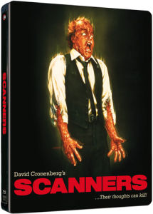 Scanners - Limited Edition Steelbook