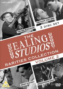 The Ealing Rarities Collection - Volume Two (Midshipman Easy / Brief Ecstacy / The Big Blockade / The Four Just Men)