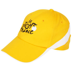 Tour de France 2013: Two Colours Cap - Yellow