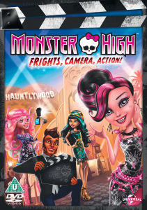 Monster High: Frights, Camera, Action