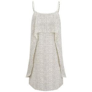 Vero Moda Women's Nugga Layered Dress - Ivory