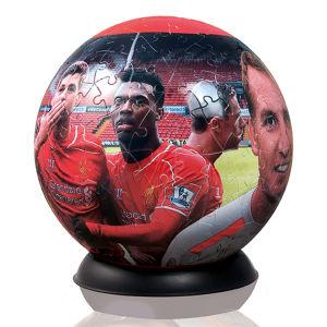 Paul Lamond Games 3D Puzzle Ball Liverpool