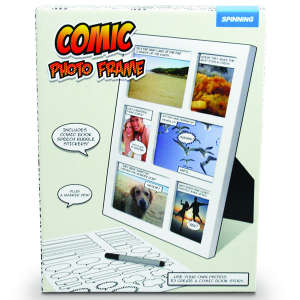 Comic Photo Frame