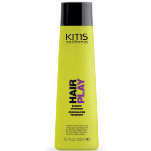 Kms California Hairplay Texturising Shampoo (300ml)
