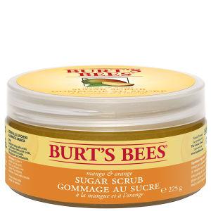 Burt's Bees Sugar Scrub - Mango & Orange 8oz