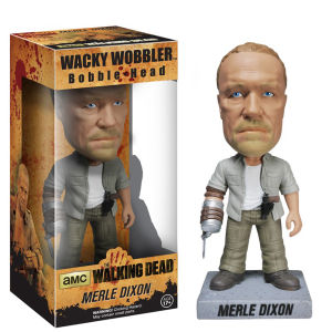 The Walking Dead Merle Bobblehead