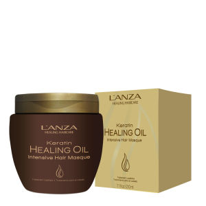 L'Anza Keratin Healing Oil Intensiv Hair Masque