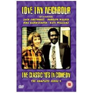 Love Thy Neighbour - The Complete Series 5