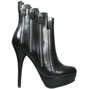Diavolina Women's Olga Boot - Black