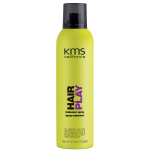 KMS California Hairplay Makeover Spray (250ml)