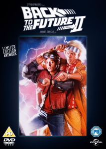 Back to the Future 2: Part 2 - Original Poster Series