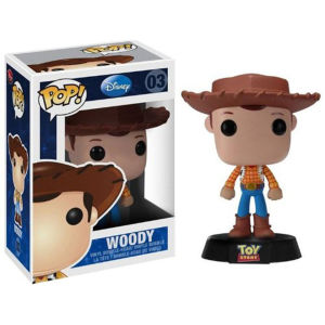 Toy Story Woody Pop! Disney Vinyl Figure
