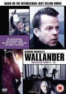 Wallander - Collection 8-13